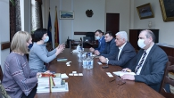 YSU IS READY TO COOPERATE WITH LITHUANIAN UNIVERSITIES. WAYS OF BILATERAL COOPERATION WERE DISCUSSED